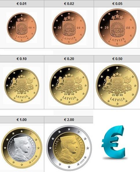 Letonia confirma sus euros para 2014 Euros-letonia1
